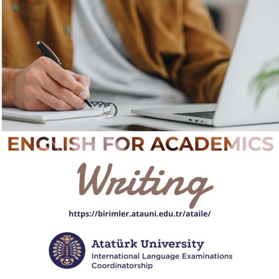 *WRITING*